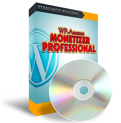 Product picture *NEW* Sterling Wp Amazon Monetizer Pro -Just 8,9 USD
